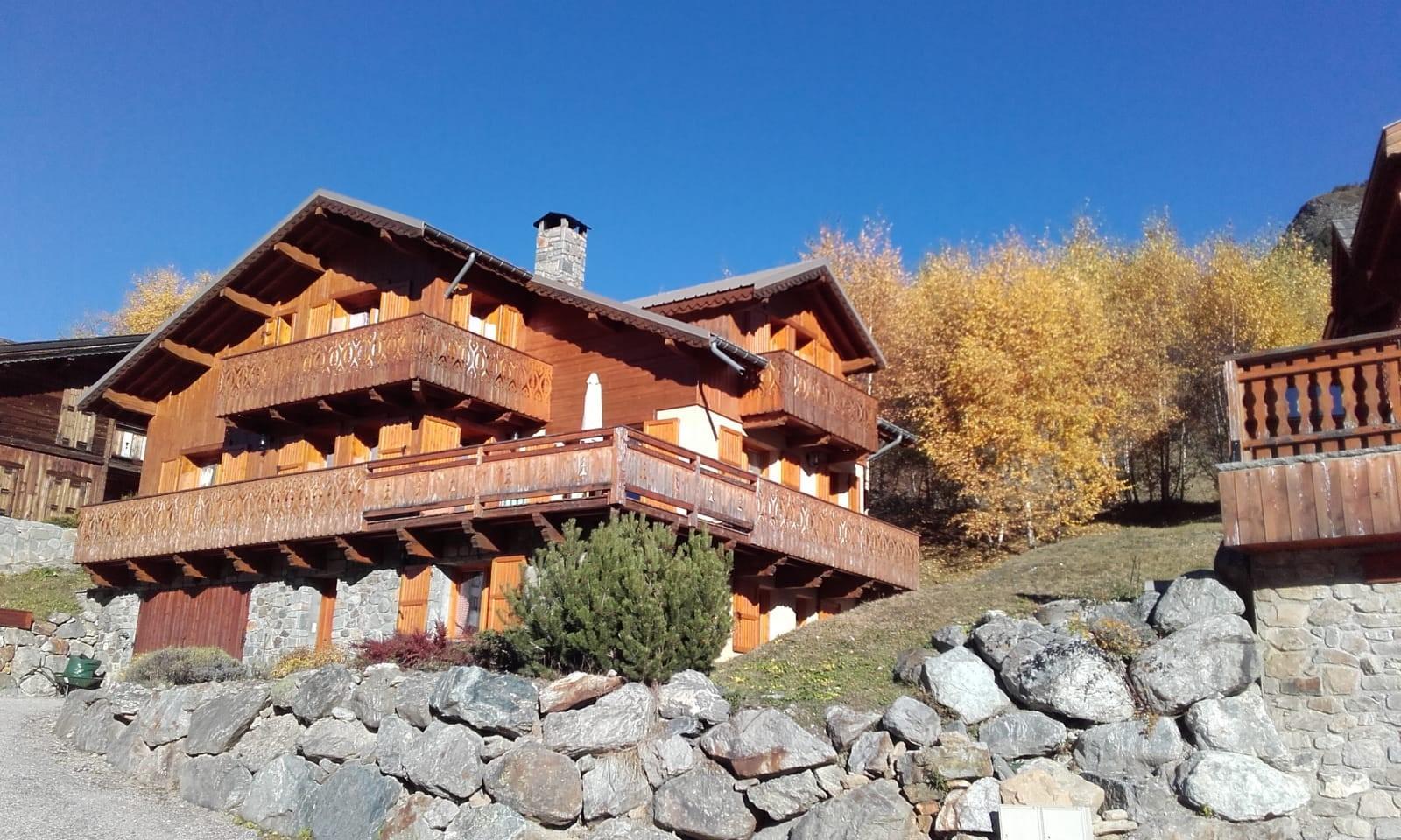CHALET CARLET - Les 2 Alpes