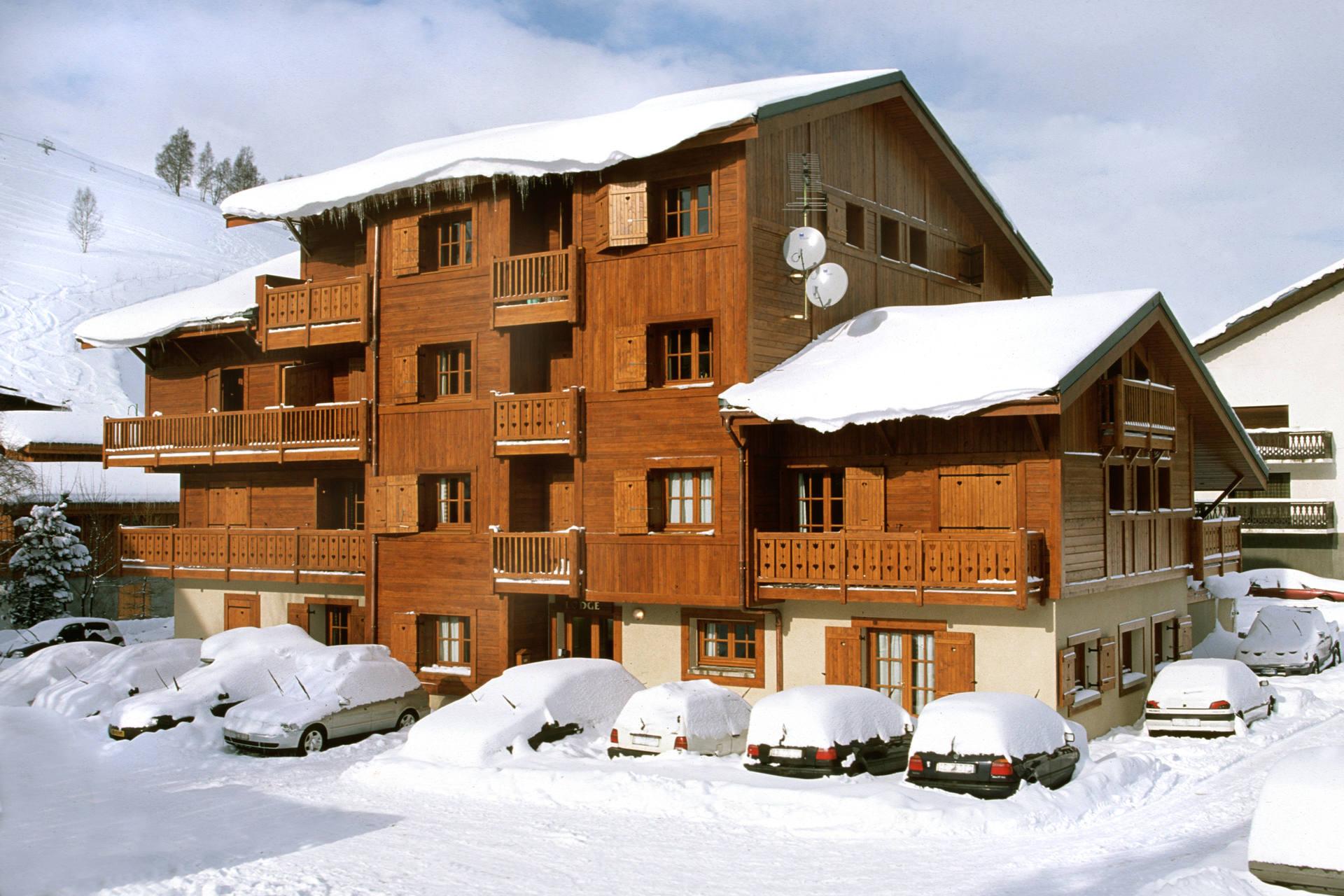 L'ALPINA LODGE - Les 2 Alpes