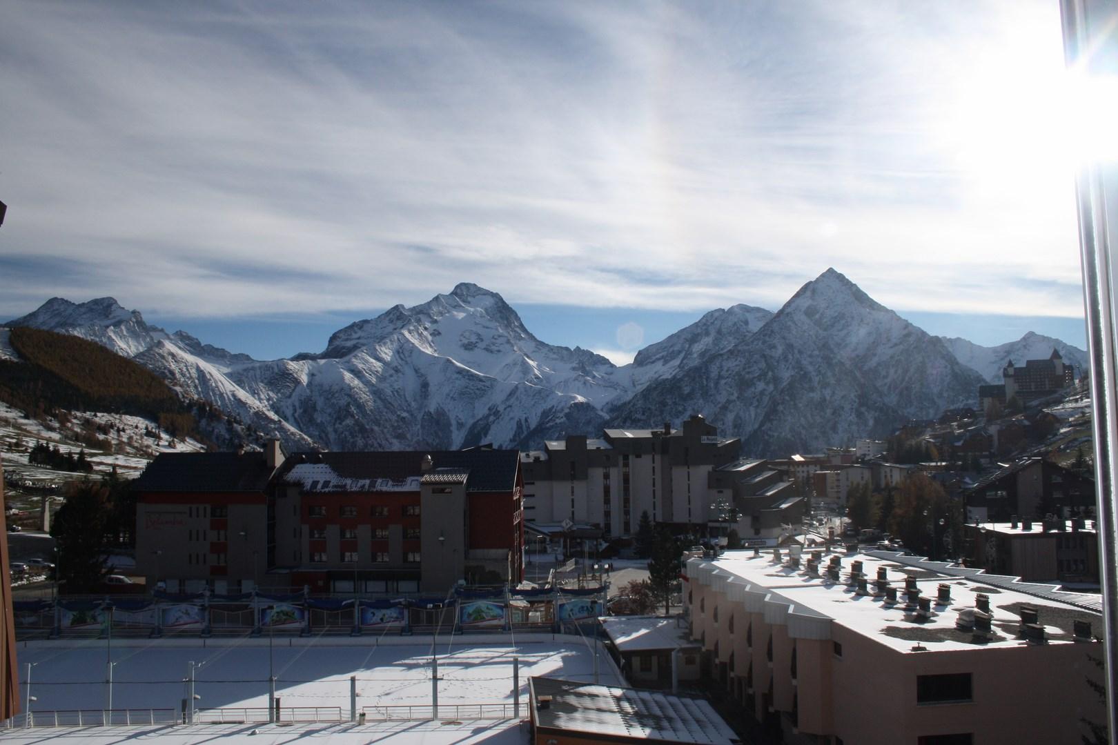 VALLEE BLANCHE BELLEDONNE - Les 2 Alpes