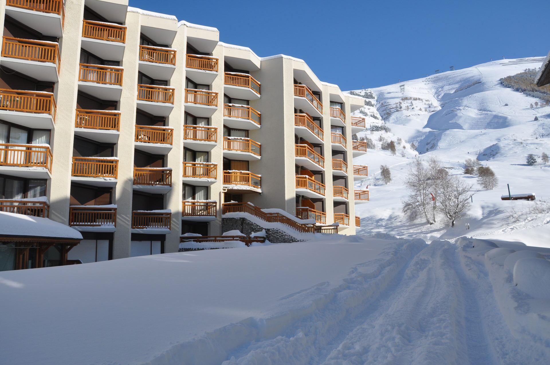 3300 - Les 2 Alpes