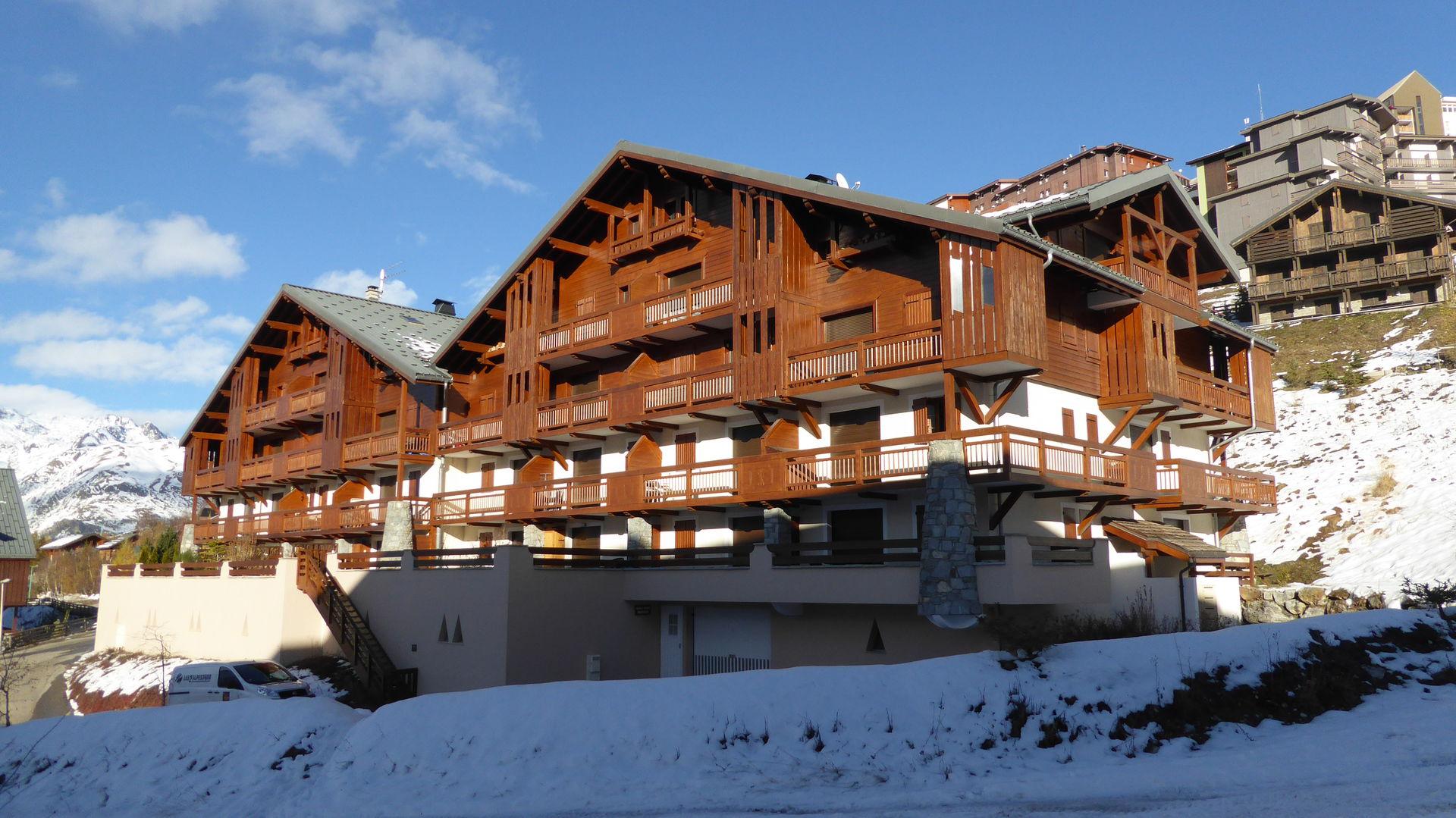 BALCON DES PISTES - Les 2 Alpes