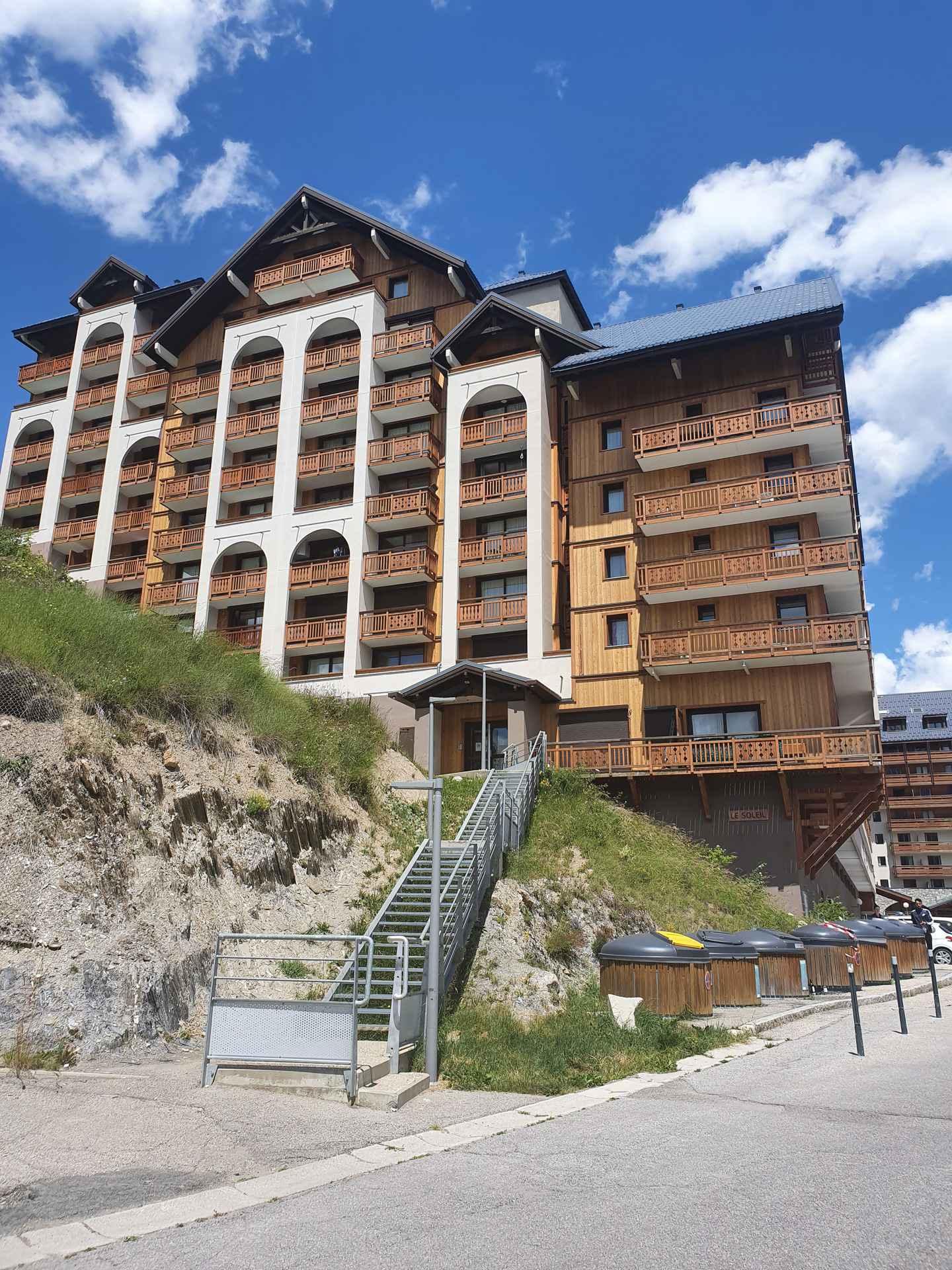 SOLEIL - Les 2 Alpes